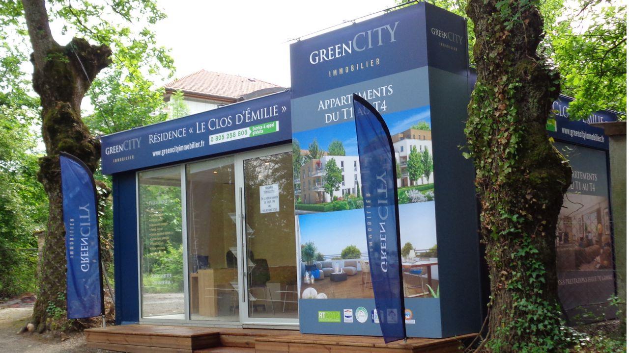 green city immobilier. Black Bedroom Furniture Sets. Home Design Ideas