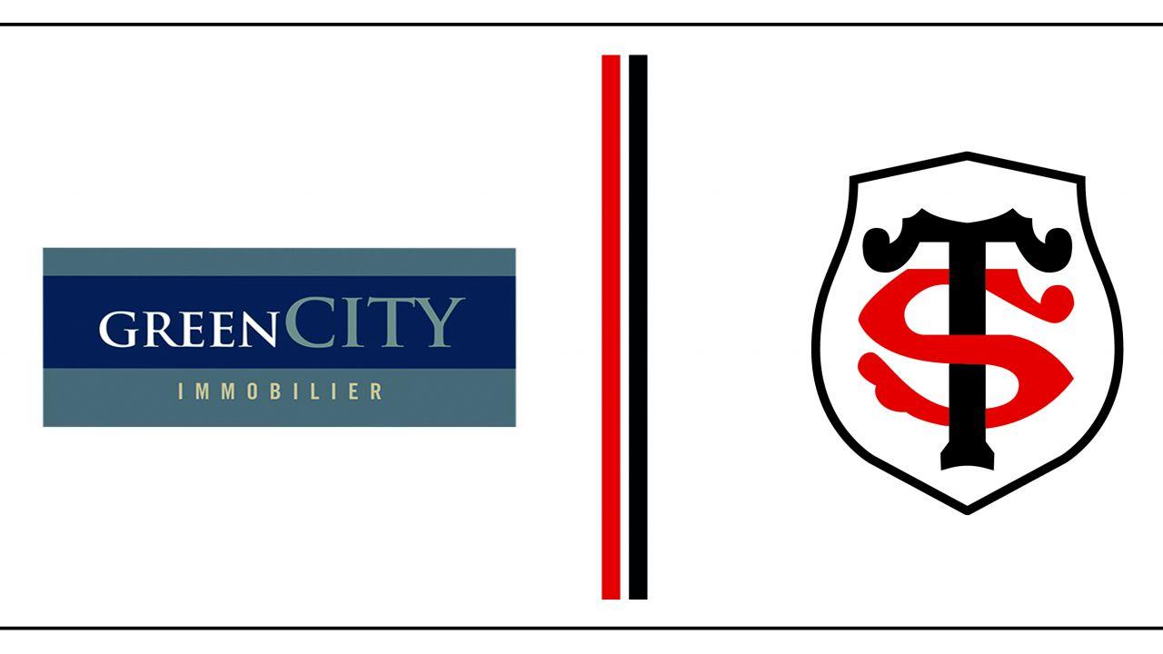 GreenCity Immobilier, partenaire officiel du Stade Toulousain pour la saison 2017-2018