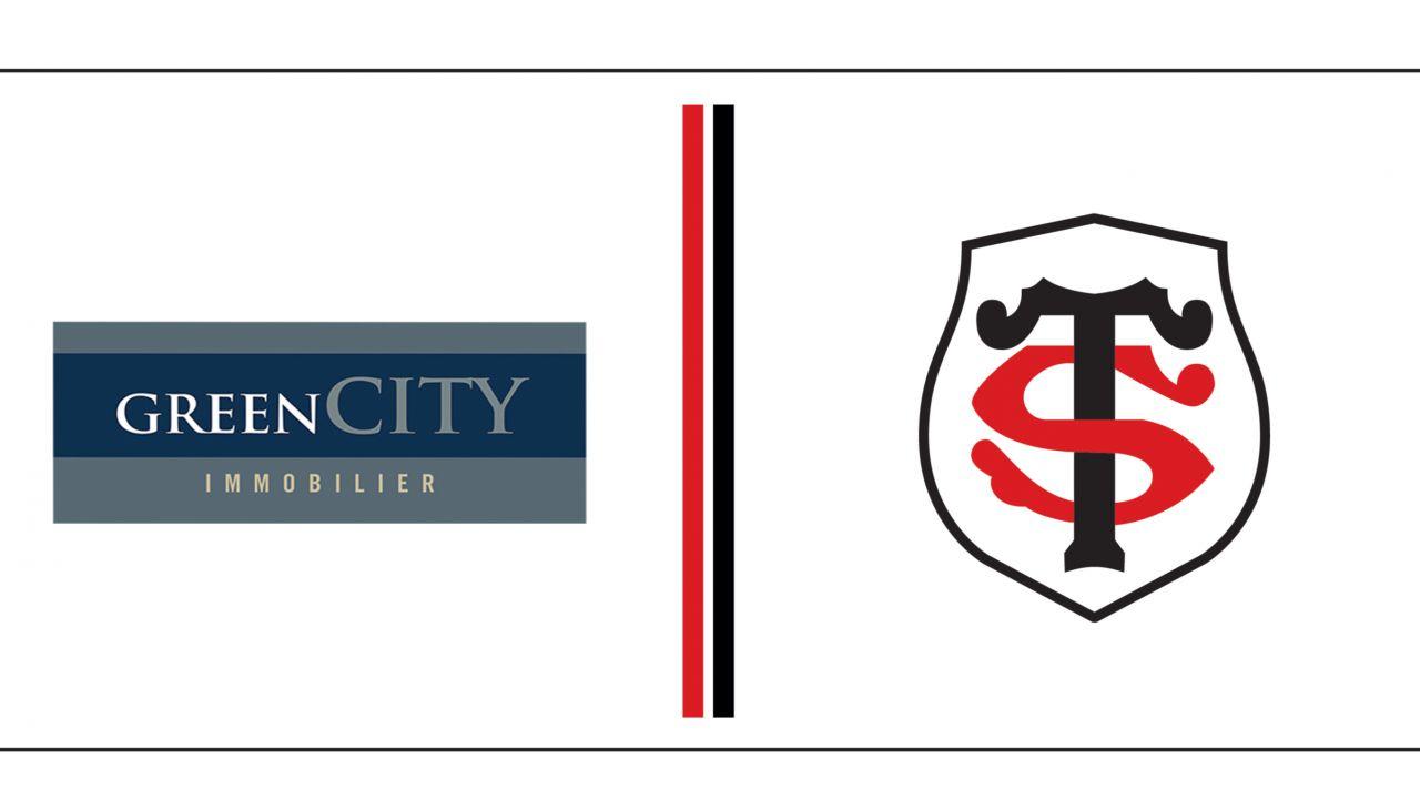 GreenCity Immobilier partenaire du Stade Toulousain pour la saison 2018-2019