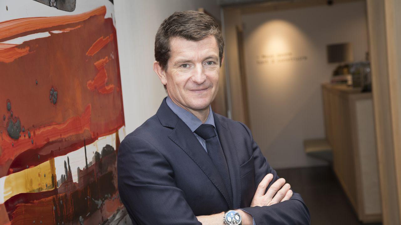 Stéphane Aubay, nouveau président de la FPI Occitanie Toulouse Métropole