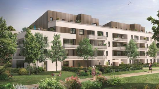 CoverGreen, notre nouvelle résidence au cœur du nouveau quartier Toulouse Aérospace