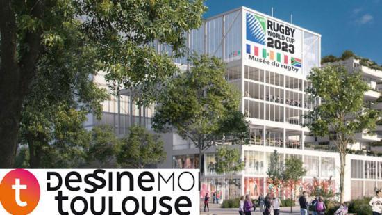GreenCity Immobilier retenu pour transformer le stade Toulousain