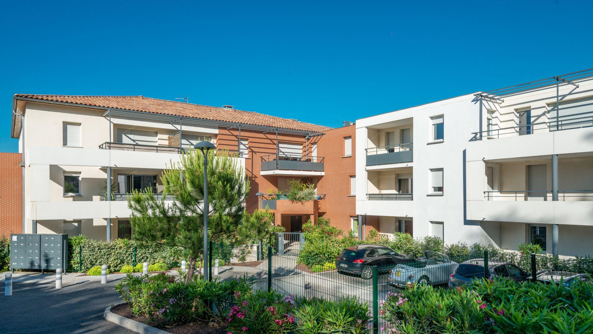 Greencity Immobilier - Résidence Coeur Tolosan - 31320 Castanet tolosan - location