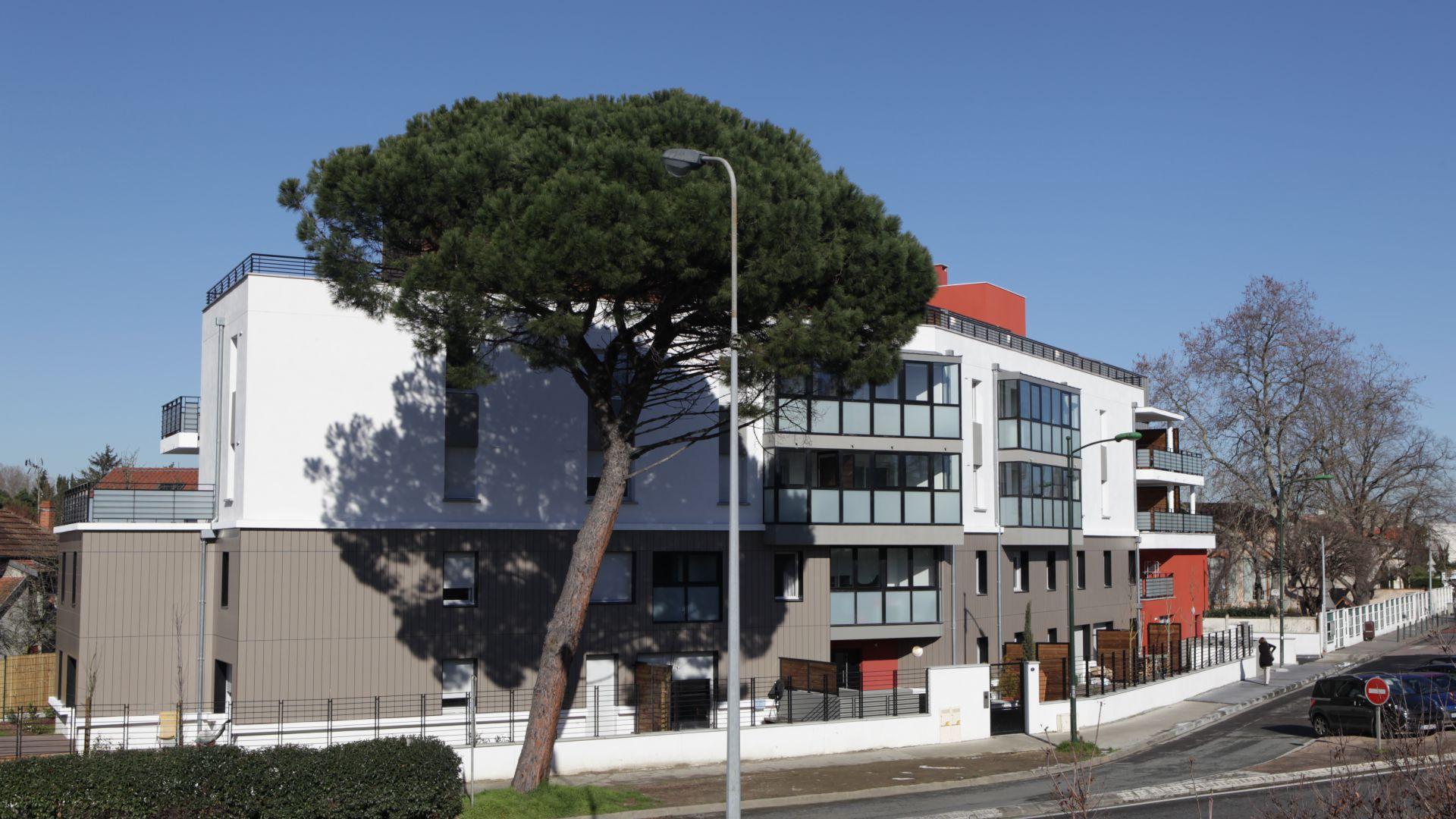 Greencity Immobilier - Résidence Côté 7 Deniers - 31200 Toulouse - Location