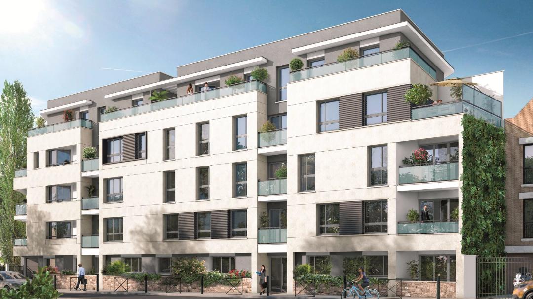 Greencity Immobilier - L'Amarante - Nogent sur marne - 94130