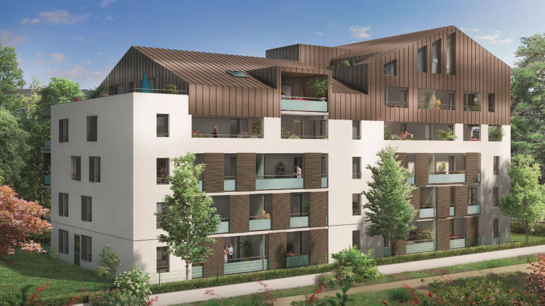 Greencity Immobilier - Le 234 Avenue - Toulouse - 31400