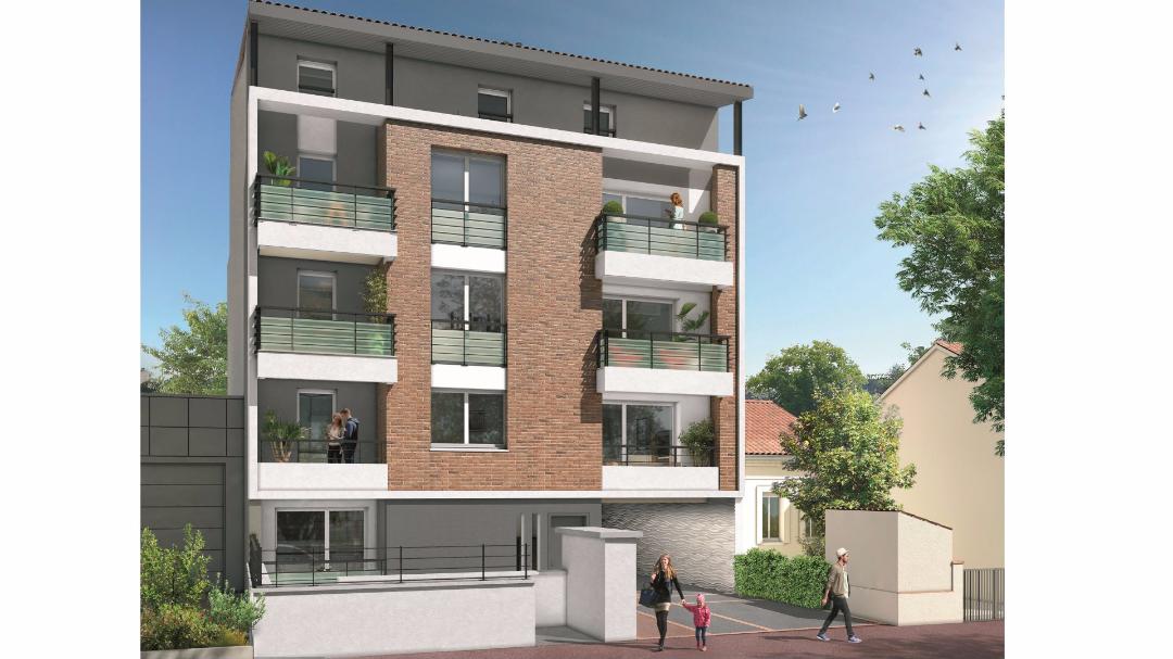 Greencity Immobilier - Le 37 - Toulouse - route de Narbonne - 31400