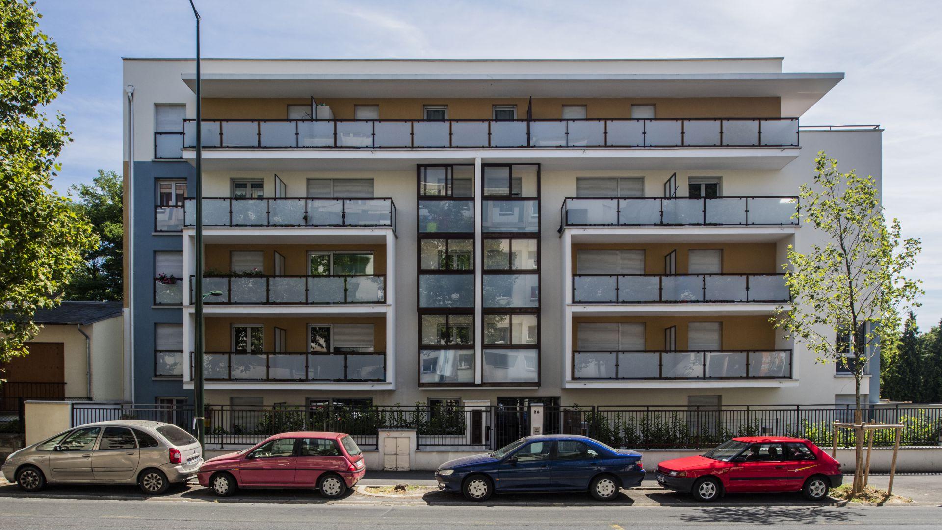 Greencity Immobilier - Résidence Carré Pasteur - 92220 Bagneux - Location