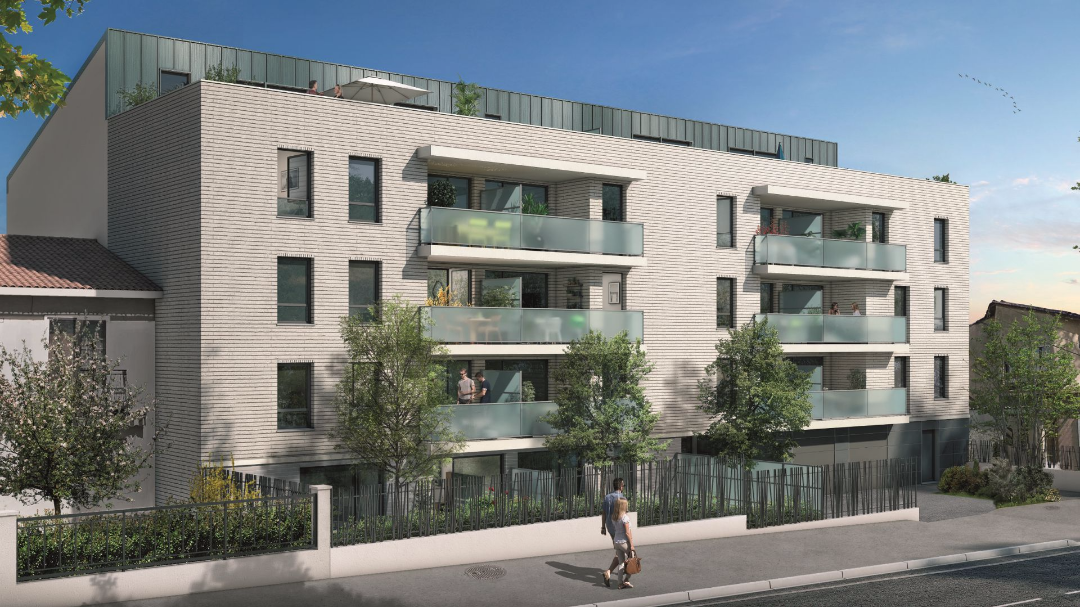 Greencity Immobilier - Le Cezanne - Toulouse - 31500