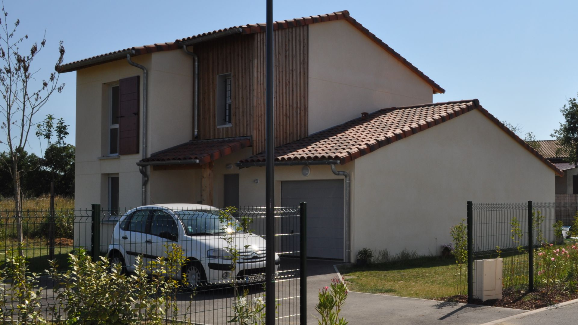 Greencity Immobilier - Le Clos Amandine - 31270- Cugnaux - location appartements et villas