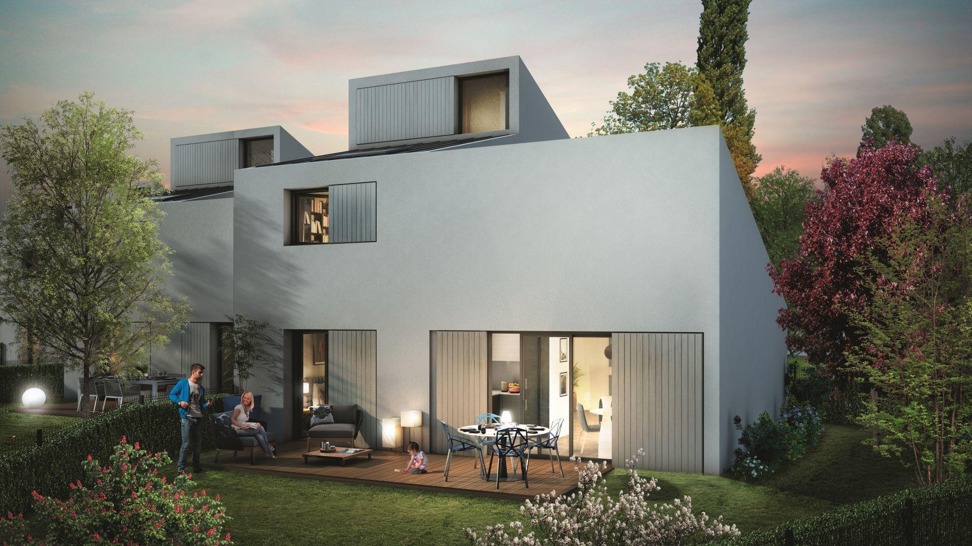 Greencity Immobilier - Cornebarrieu - Le Clos D'Agate - Villa T4