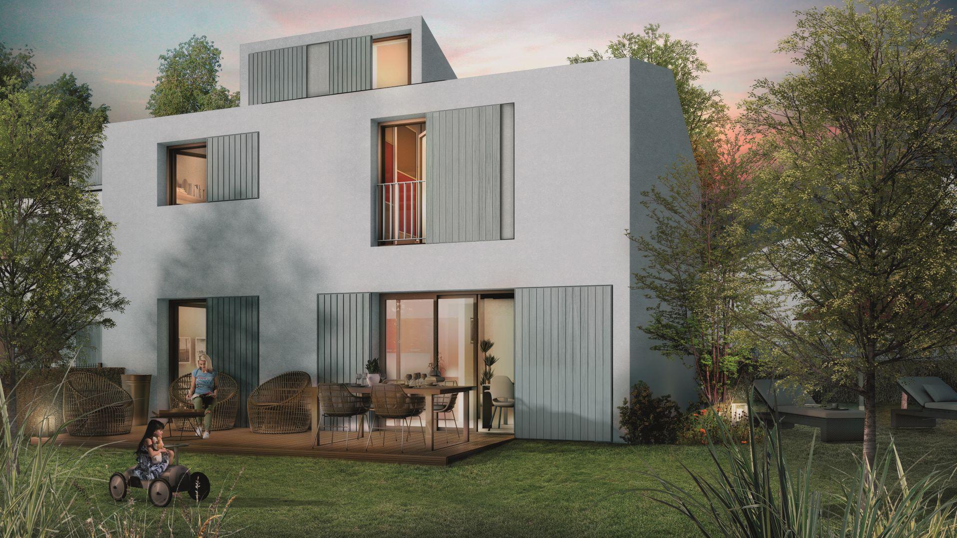 Greencity Immobilier - Cornebarrieu - Le Clos D'Agate - Villa T5