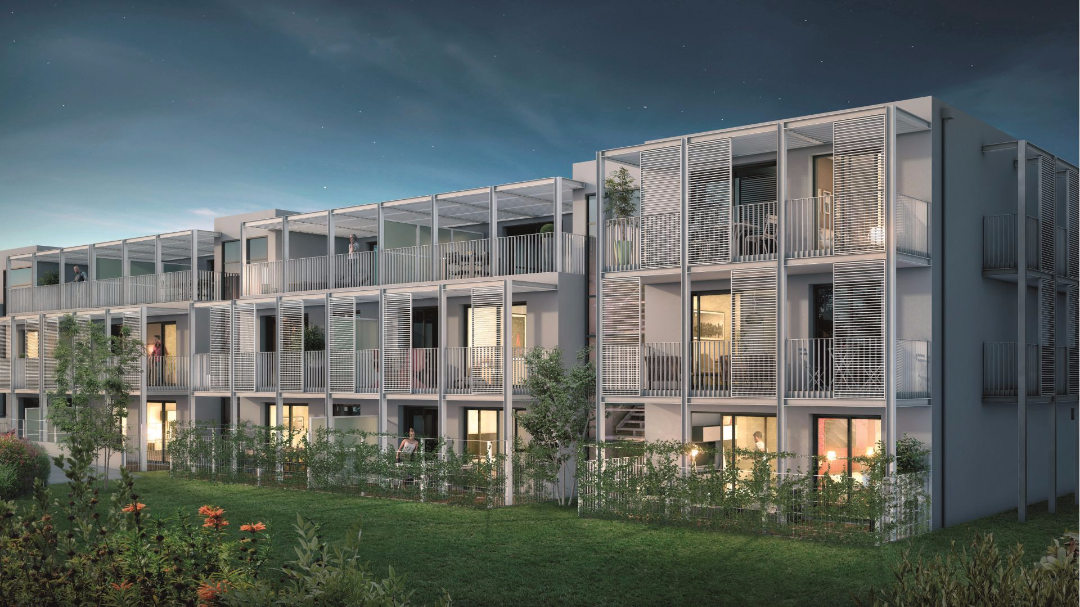 Greencity Immobilier - Cornebarrieu - Le Clos D'Agate - Appartements T2 - T3