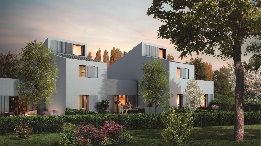Greencity Immobilier - Cornebarrieu - Le Clos D'Agate - Villa T3