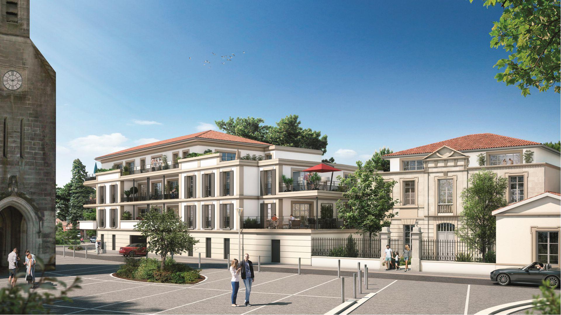 GreenCity immobilier - Biscarrosse - 40 600 - appartements du T1Bis au T4
