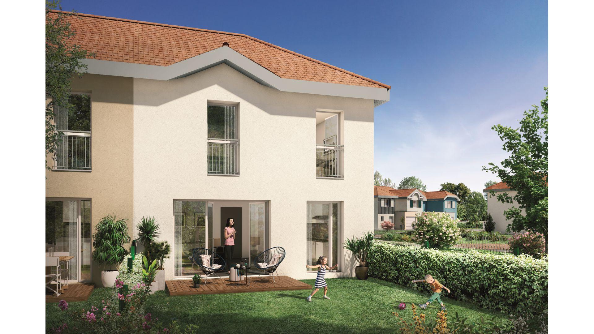 GreenCity immobilier - La Rochelle - Chatelaillon plage - Le Clos D Antoine - villa T4 - 17340