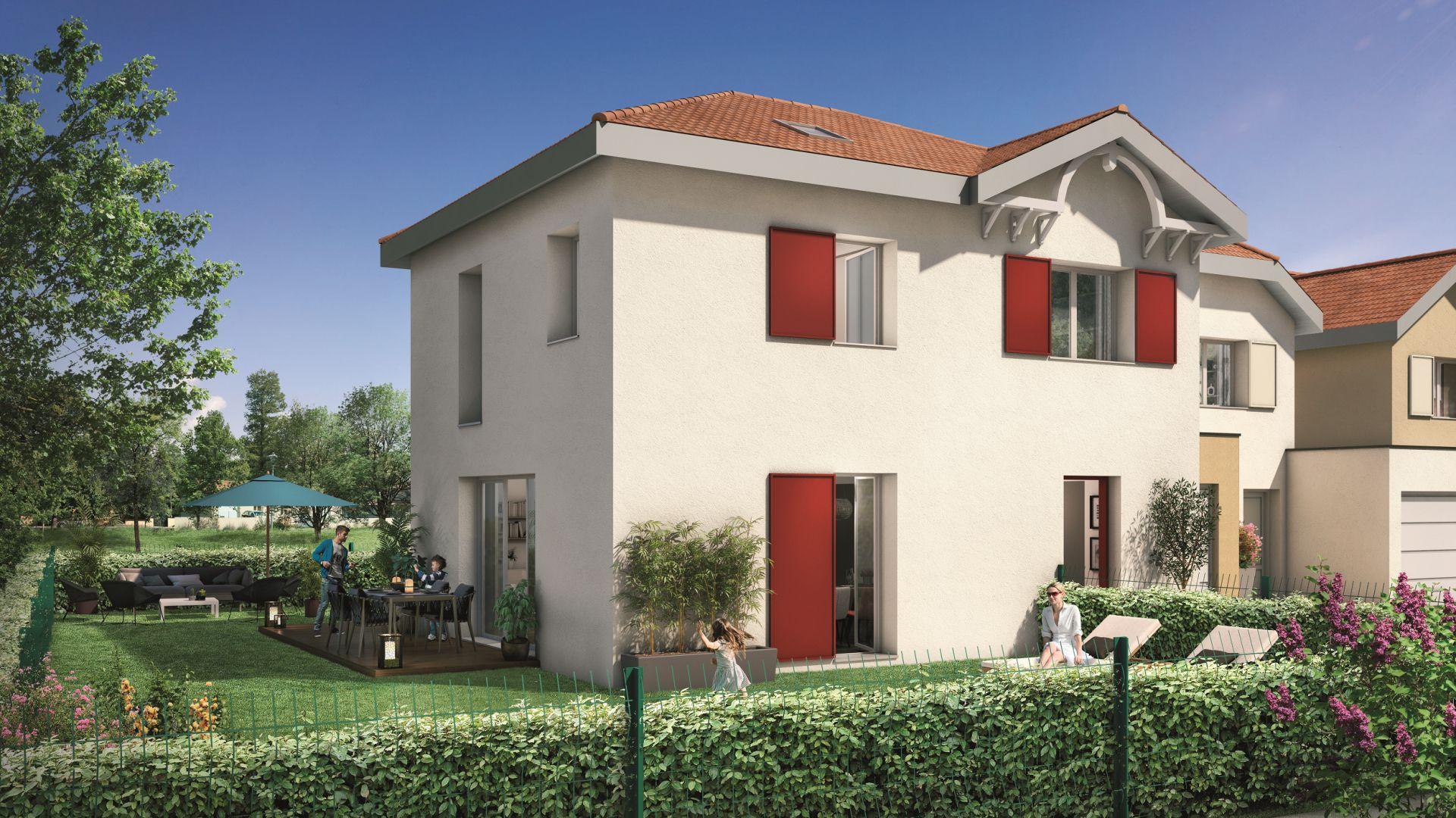 GreenCity immobilier - La Rochelle - Chatelaillon plage - Le Clos D Antoine - villa T5 - 17340