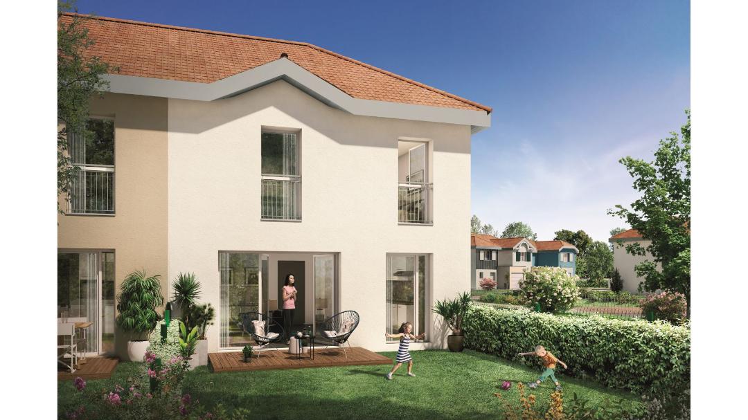 GreenCity immobilier - La Rochelle - Chatelaillon plage - Le Clos Des Cordées - villa T4 - 17340