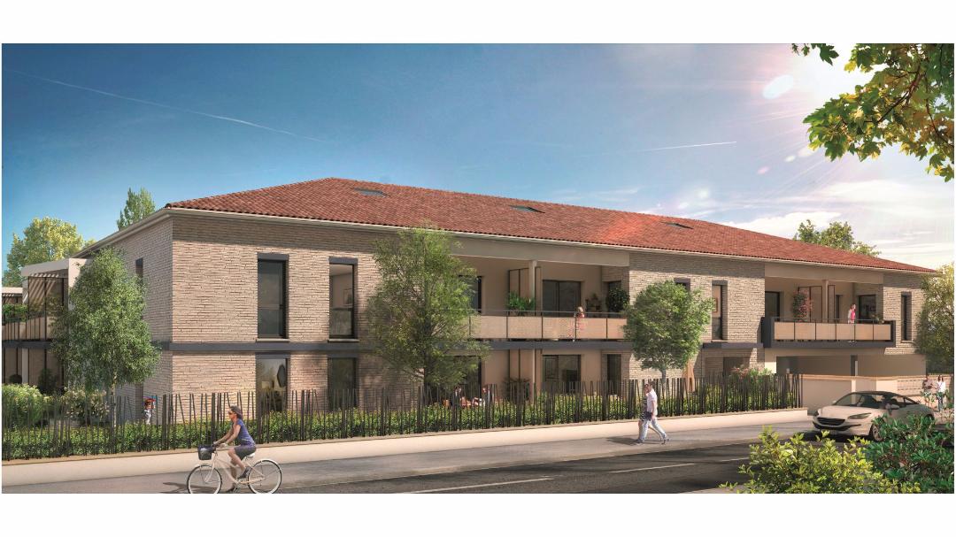Greencity Immobilier - Le Clos de L'Hermitage - Toulouse - 31100
