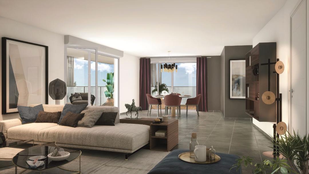 Greencity Immobilier - Le Clos des Lilas - Saint-Alban-31140 - intérieur