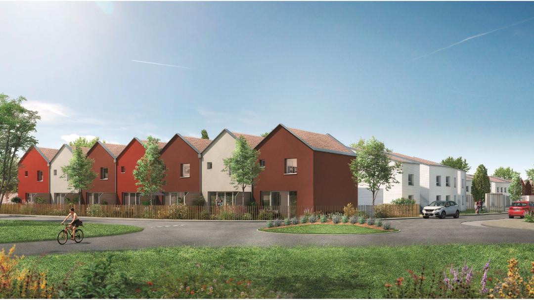 Greencity Immobilier - Le Clos D'Iris - Saint-Jory - 31790