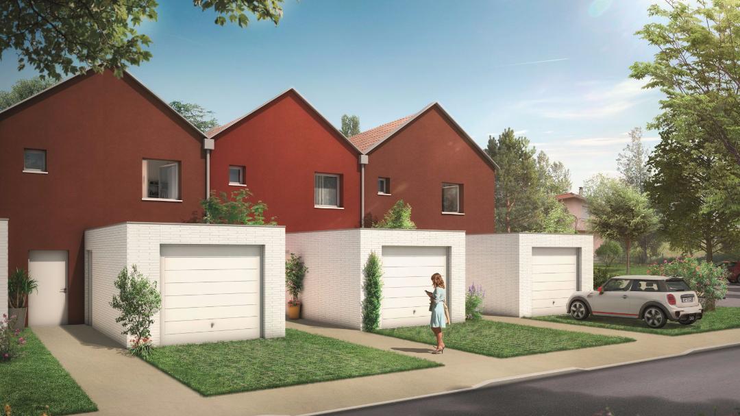 Greencity Immobilier - Le Clos D'Iris - Saint-Jory - 31790 - Villa T3