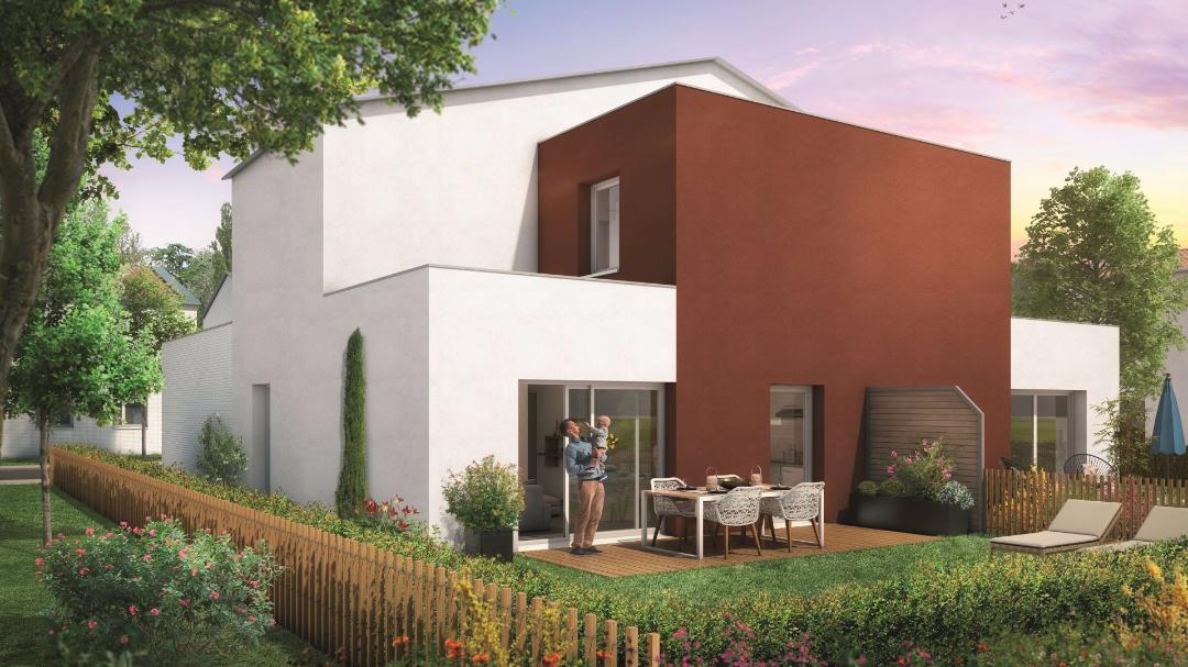 Greencity Immobilier - Le Clos D'Iris - Saint-Jory - 31790 - Villa T4