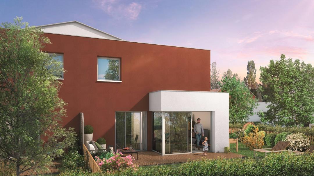 Greencity Immobilier - Le Clos D'Iris - Saint-Jory - 31790 - Villa T5