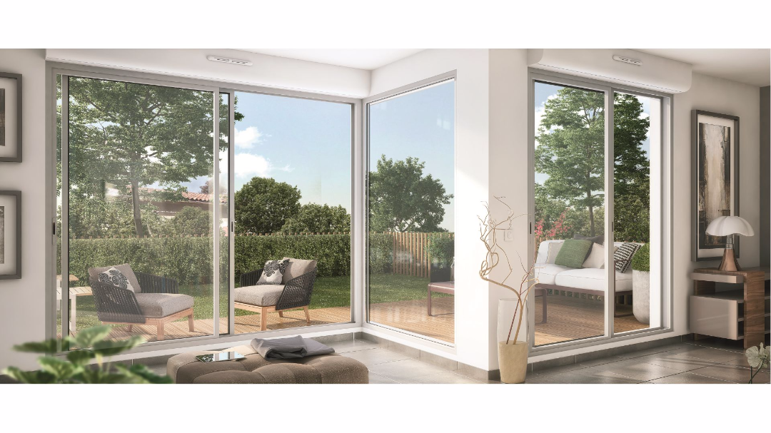 Greencity Immobilier - Le Clos D'Iris - Saint-Jory - 31790 - terrasse