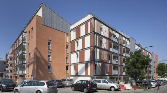 Greencity Immobilier - Toulouse - Croix Daurade - Le Cours des Prés -