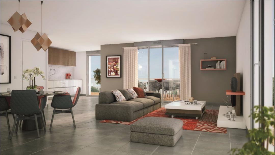 Greencity Immobilier - Le Flaubert - Cesson - 77240 - intérieur