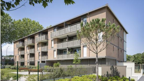 Greencity Immobilier - Toulouse - avenue de castres - Le Parc renoir -