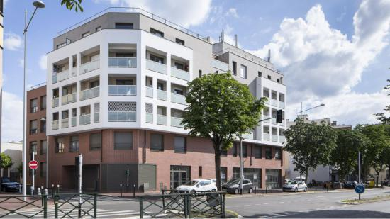 Greencity Immobilier - Nanterre - 92 - Le Patio D'Amélie -