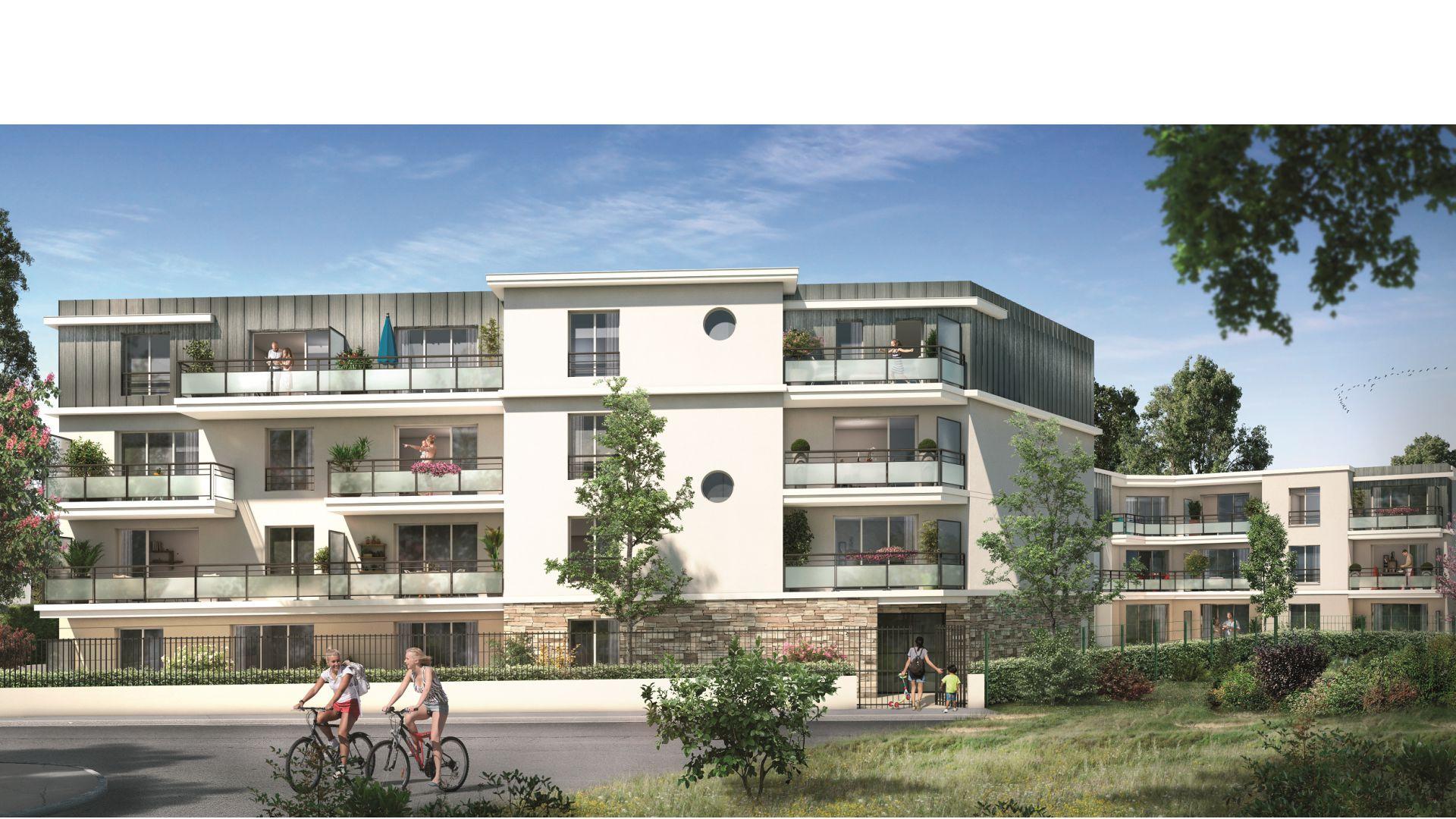 GreenCity Immobilier - Chennevières sur Marne - 94430 - appartement du T2 au T4