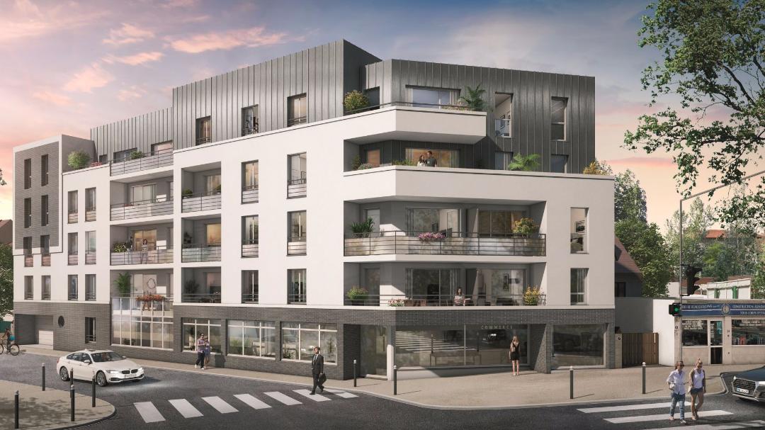 Greencity Immobilier - Le Riviéra - Chennevières sur Marne - 94430