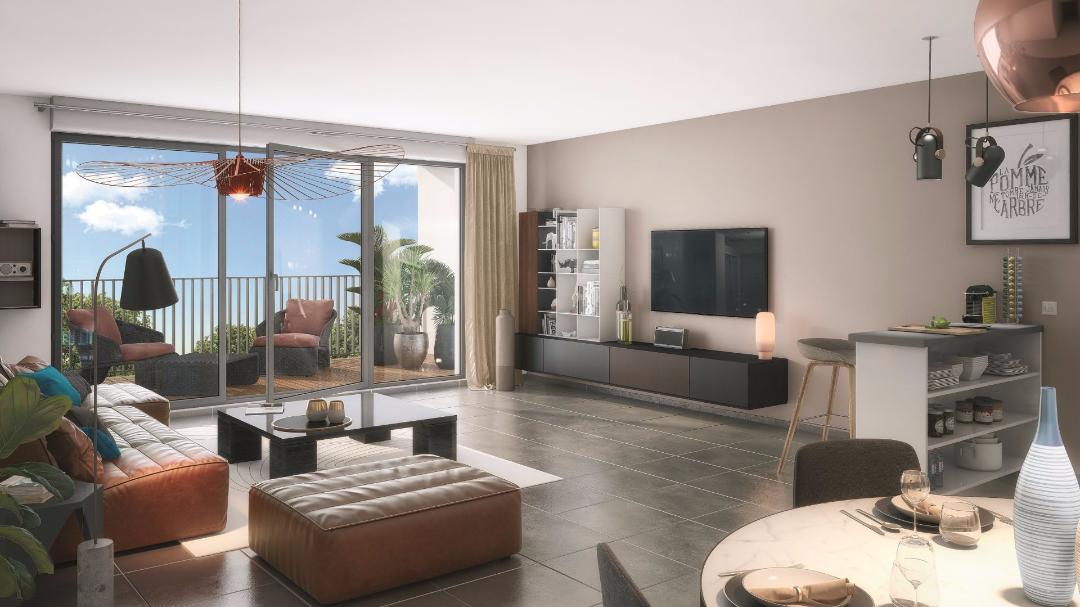 Greencity Immobilier - Le Victoria - Beauchamps - 95250 - intérieur