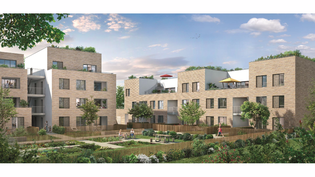 Greencity Immobilier - L'Eleven - Saint-Martin du Touch