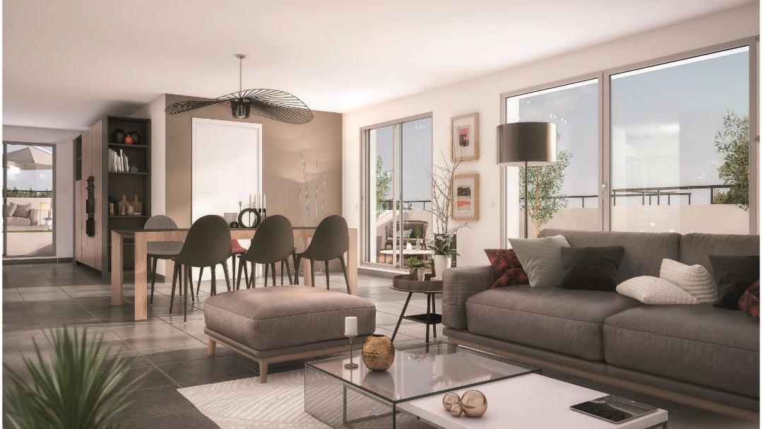Greencity Immobilier - L'Eleven - Saint-Martin du Touch - intérieur