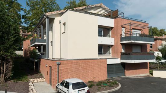 Greencity Immobilier - Castanet-Tolosan - Les Balcons du midi -