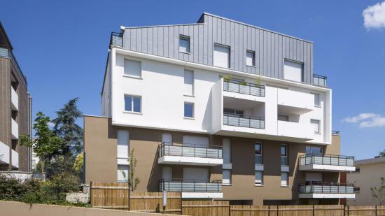Greencity Immobilier - Toulouse - Boulevard des Crêtes - Le Hauts de Bel'Oc 2 -