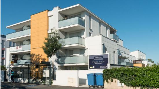 Greencity Immobilier - Toulouse Saint-Martin du Touch - 31 - Les Jardins de Sélène