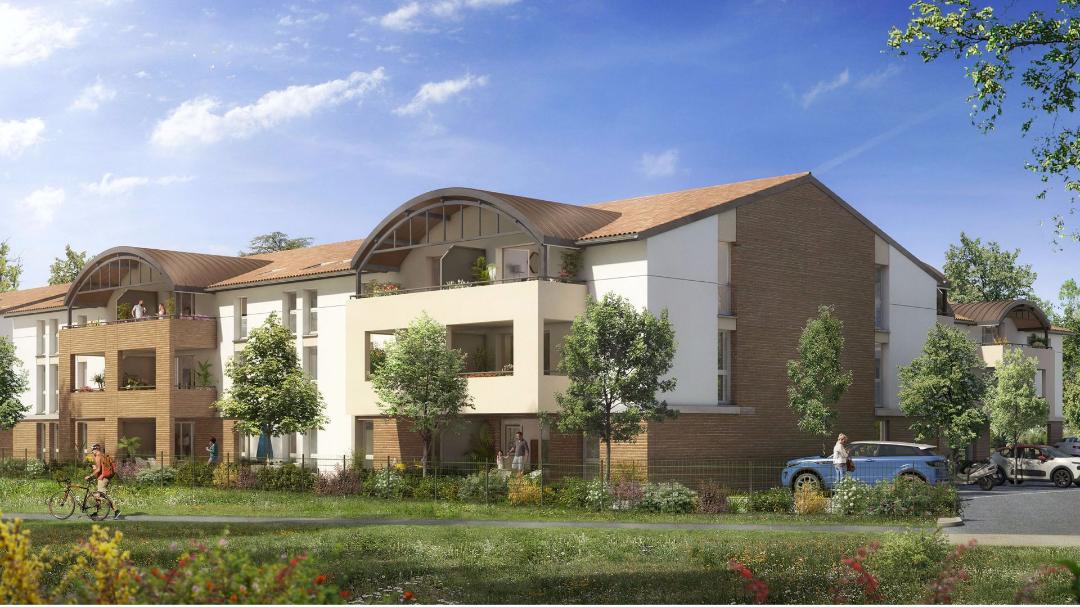 GreenCity Immobilier - Les Portes du Soleil - Fenouillet 31150