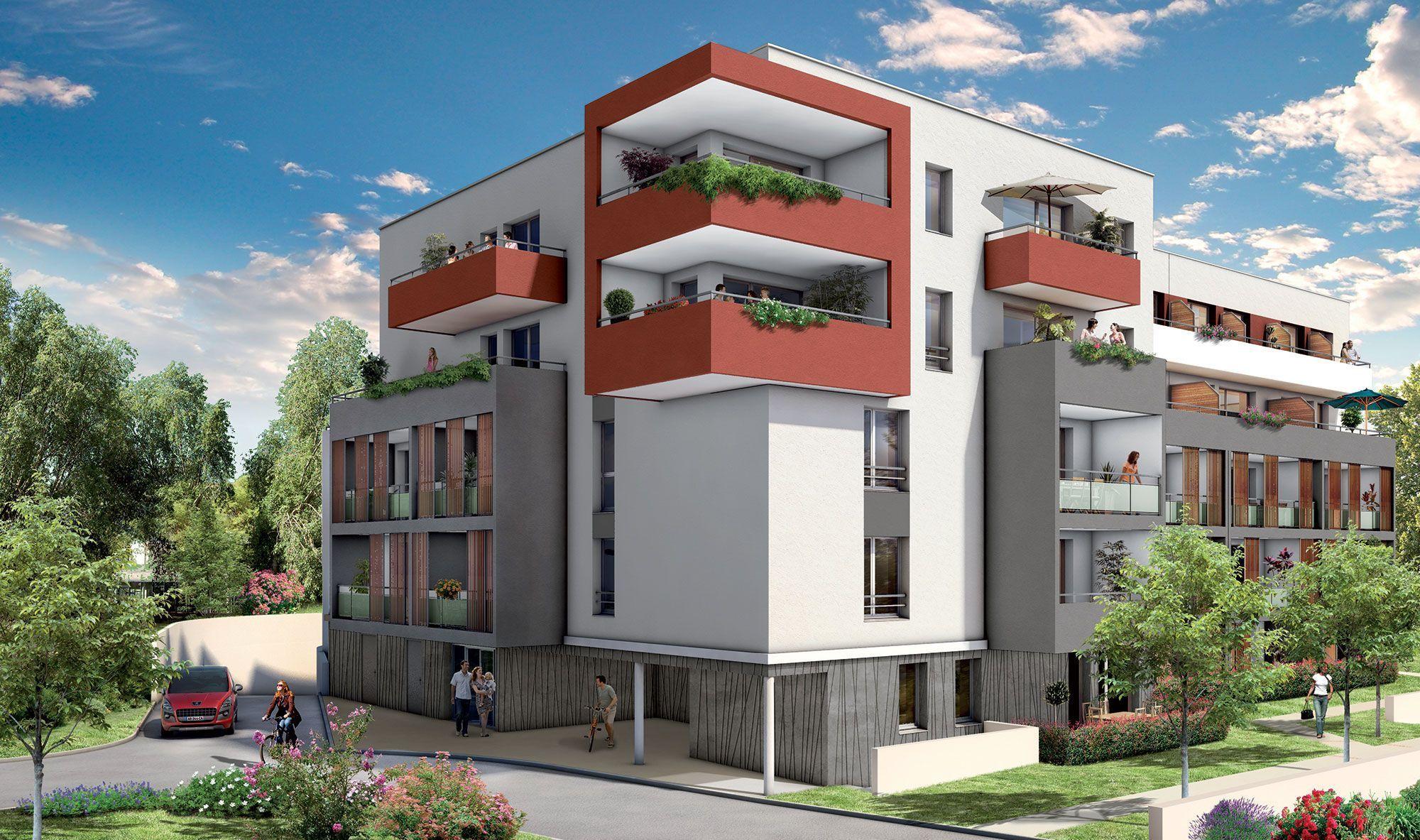Les Terrasses De Jolimont Green City Immobilier