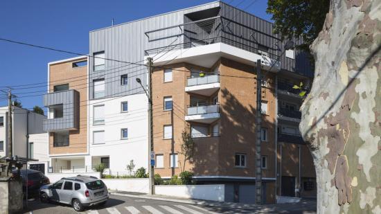 Greencity Immobilier - Toulouse - avenue de Castres - Parc Avenue -