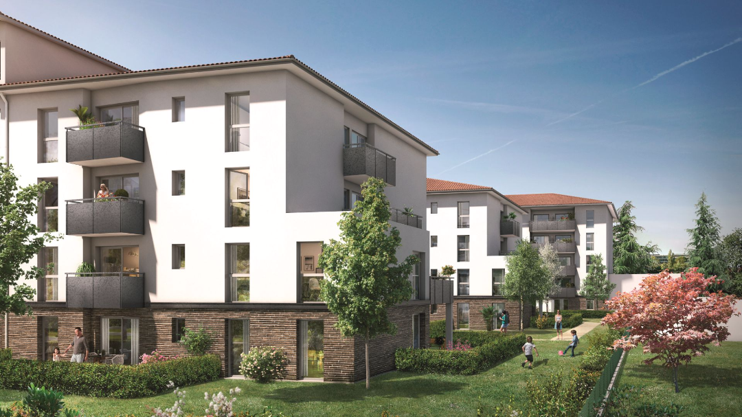 GreenCity Immobilier - pavillon Néo - Toulouse (31200)