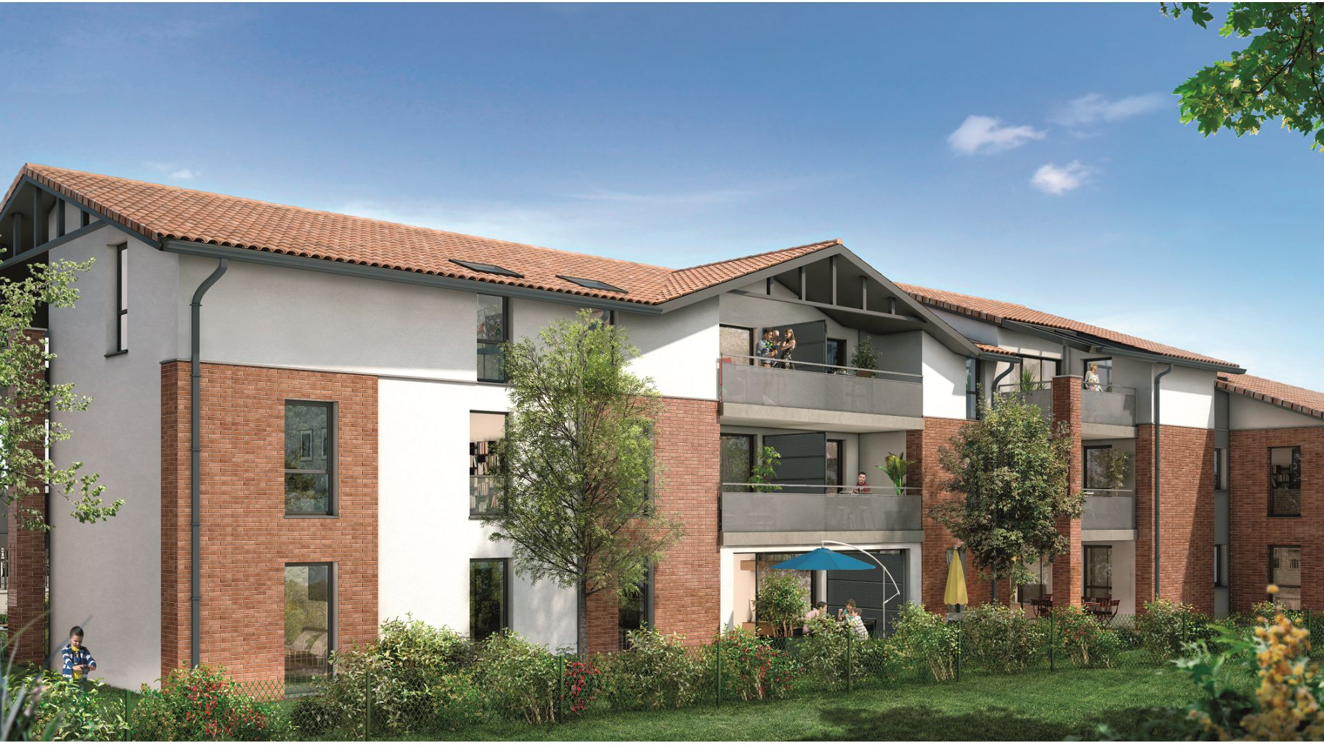 Residence bel 39 azur green city immobilier for Residence immobilier