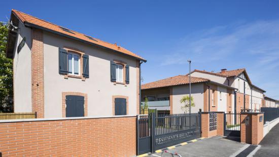Greencity Immobilier - Résidence Bel'Azur - L'Union
