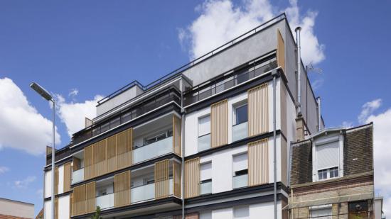 Greencity Immobilier - Nanterre - 92 - Résidence Poincarré -
