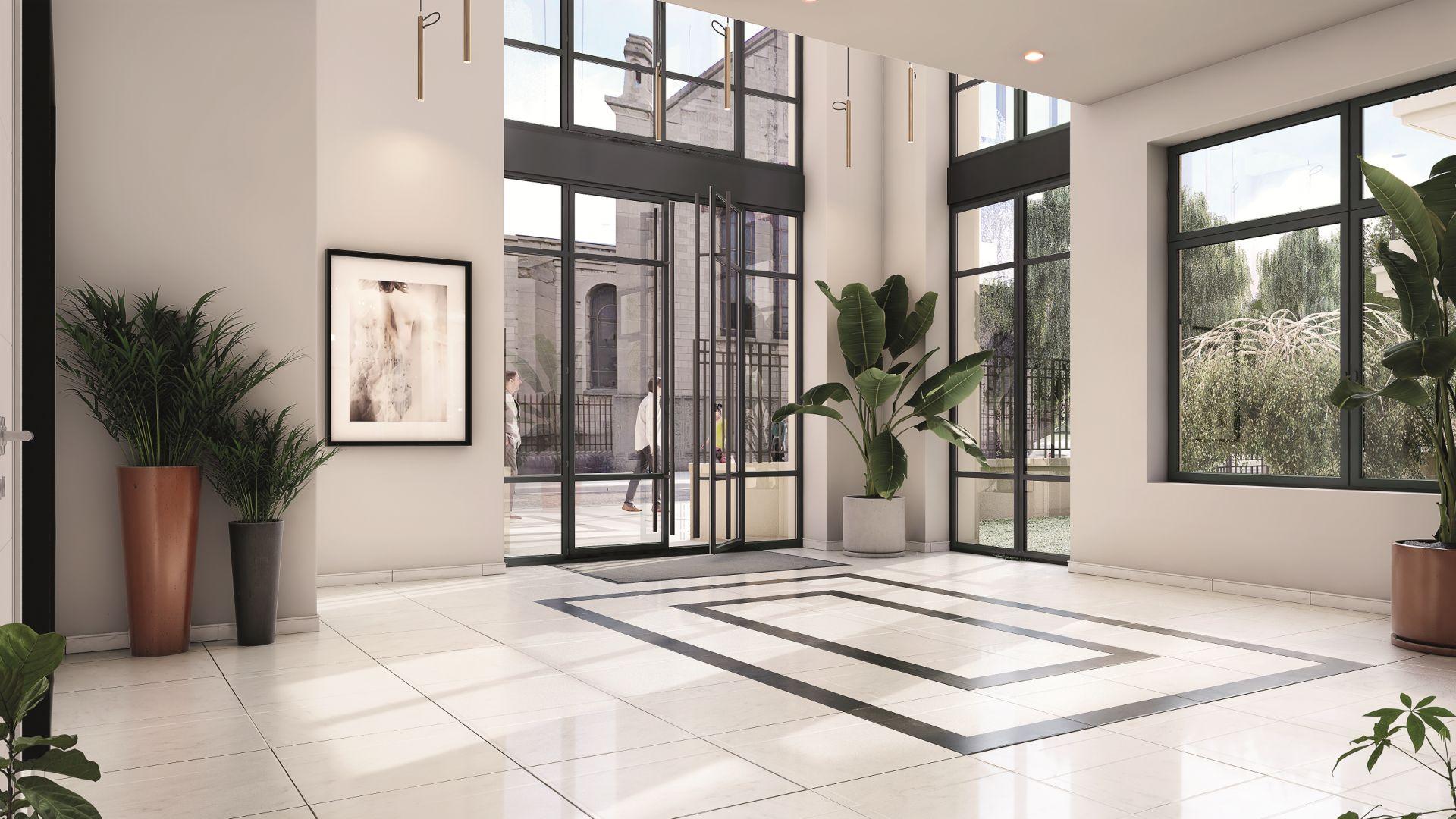 Greencity Immobilier - Square Kennedy - achat appartements du T1 bis au T5 duplex - Saint-Maur des Fossés 94100 - vue hall