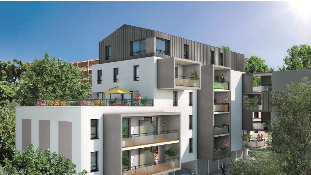 Greencity Immobilier - Villa Alexia - Toulouse - 31000